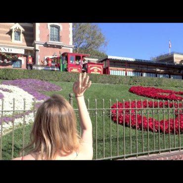 Disneyland Vlog November 2014: Day 1 - Traveling To Disneyland (Episode 117)